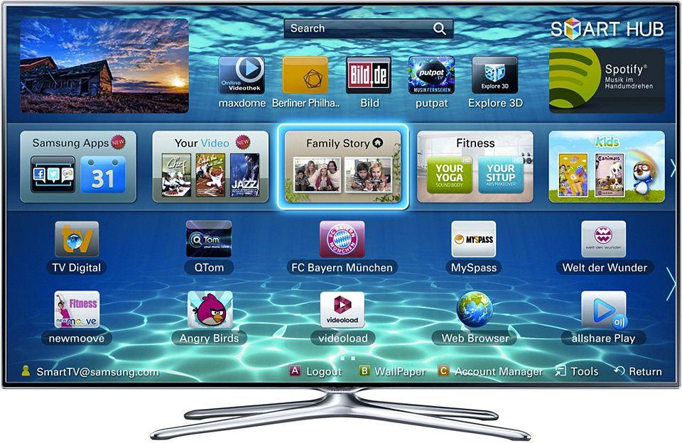 Televizor SAMSUNG UE 55F6500